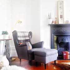 Wing Chairs For Living Room Strandmon Wing Back Armchair For The Home Pinterest