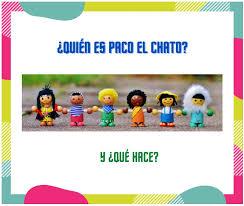 El chato es un bistró contemporáneo que rinde homenaje a los productores con los que trabajamos. Infografia Que Es Paco El Chato Paco Proeduca Sinaloa Facebook