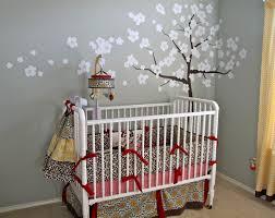 Ladybug Bedroom Entrancing Girl Baby Nursery Decorating Ideas Featuring Cheetah