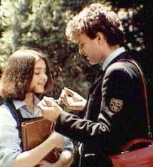 Image result for poze din filmul liceenii