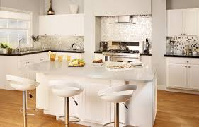 Kitchen Islands With Granite Enthralling Seamless Granite Countertop Kitchen Island In Dark