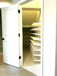 small closet door sliding medium size of design ideas old linen doors menards d