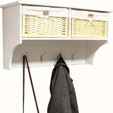 Coat Rack With Storage Baskets coat rack with storage baskets Cosmecol 56