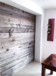 barn board wall cladding