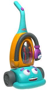 toddler vacuum cleaner that works amazon com hasbro playskool crew dusty the talking vacuum toys games