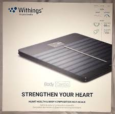 nokia body cardio. brand new withings nokia body cardio