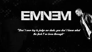 eminem wallpaper by tigersarts by tigersarts on deviantart