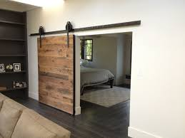 cool barn door track system