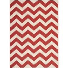 safavieh courtyard red indoor outdoor rug 5 3 x 7 7 only