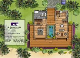 tropical house floor plan tropical home design plans on beach house floor plans home design ideas
