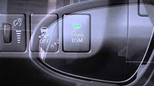 RAV4 How To Blind Spot Monitor with Rear Cross Traffic Alert 2013 ...