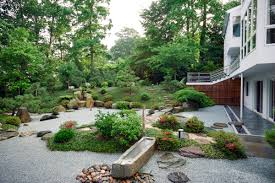 Lawn & Garden:Small Japanese Rock Garden Home Designs Ideas Japanese Garden  Design Ideas In
