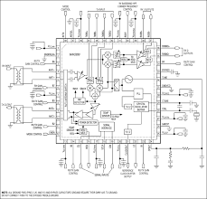 max2830 2 4ghz to 2 5ghz 802 11g b rf transceiver pa and rx max2830etm block diagram typical operating circuit