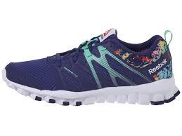 reebok running shoes realflex. reebok realflex train 4.0 women\u0027s training shoe 799200 - night beacon/electric blue/icono running shoes realflex