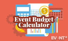 Budget Online Event Budget 60 Tips Templates And Calculator For 2019