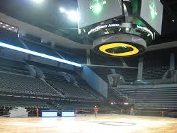 Behind The Scenes Matthew Knight Arena Photo Tour