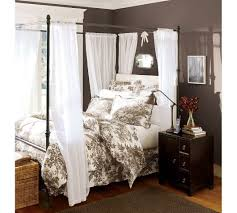 Canopy Bed Curtains Ideas Nice Design 16 The Elegant.