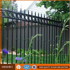 wrought iron privacy fence. Privacy Fence,wrought Iron Fence Panels,anti Climb Security Wrought G