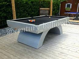 outdoor pool table for australia cover with skirt second hand tables