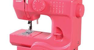 Janome Pink Lightning Sewing Machine