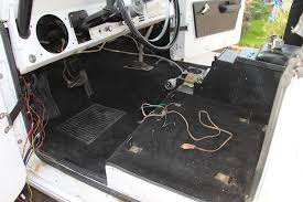 the coal burner bronco page 4 classicbroncos com forums early bronco wiring harness with the old harness out i started grabbing the bags to get the new ron francis wiring in they are numbered in an order that probably makes the most sense