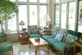 indoor sunroom furniture ideas. Image Of: White Blue Indoor Sunroom Furniture Ideas