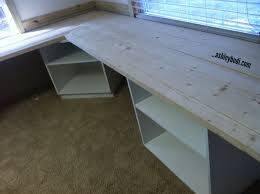 how to build an office. build l shaped computer desk diy shape studio and the simple adventurist minimalist how to an office