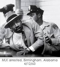 wen stephenson civil disobedience and our radical moment the  mlk arrested 1963