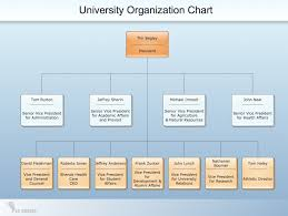 conceptdraw samples   orgchartssample   university organization chart