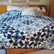 Gone to Pieces: Strip Pieced Batik Quilt Pattern - The Quilting ... & Gone to Pieces: Strip Pieced Batik Quilt Pattern Adamdwight.com