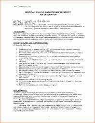 Medical Billing Resumes Stunning Medical Billing Resumes Samples Graduate School Application Resume