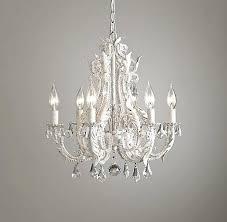 eye catching white mini chandelier of hampton bay kristin 3 light hanging antique