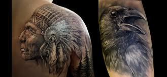 Tetování Vážka 3d