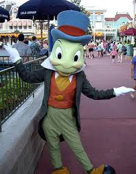 Small Picture Image Jiminy Cricket at Magic Kingdomjpg Disney Wiki FANDOM