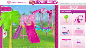 barbie princess games barbie dream house decoration game video