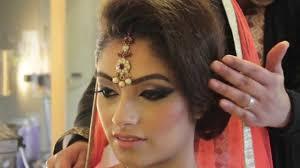 asian bridal soft look by fareeha khan