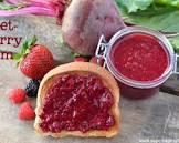 beet raspberry jelly