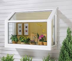 Garden Windows For Kitchen Kitchen Garden Greenhouse Window Cleveland Columbus Ohio