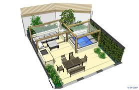 Small Picture Hot tub garden design North London Earth Designs Garden Design