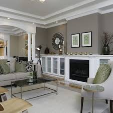 gray living room color scheme interior