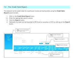 Credit Note Template South Africa Debit Templates Memo