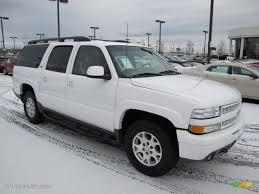 2002 Summit White Chevrolet Suburban 1500 Z71 4x4 #58090404 ...