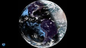 The Summer Solstice Seen From Space Noaa National