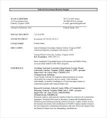 Federal Government Resume Template Amazing Usajobs Resume Format Gov Me E Me Sample Federal And Format The On
