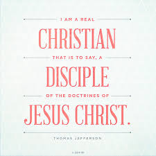 I Am A Christian Quotes Best of A Christian A Disciple