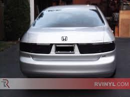 Rtint® Honda Accord Sedan 2003-2005 Tail Light Tint|Film