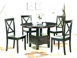 small round dining table set jollixme round dining room table sets 5 piece dining room table sets