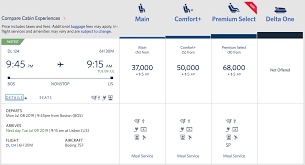 Airbus A333 Delta Seating Chart Deltas Best Planes For Transatlantic Premium Economy Class