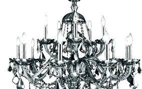smoke crystal chandelier smoke crystal chandelier artistic chrome crystal chandelier on smoke as well 2 tier