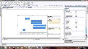 Ssrs Range Bar Chart Gantt Using Ssrs 2008 R2 Part 1